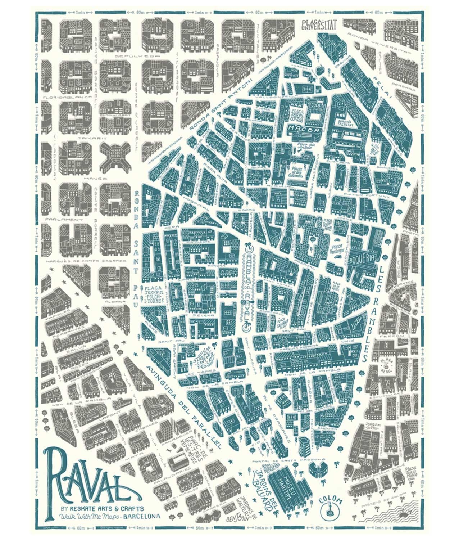 póster raval