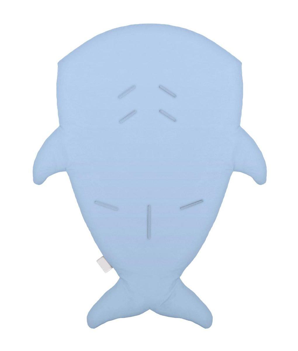 Saco Tiburón Azul