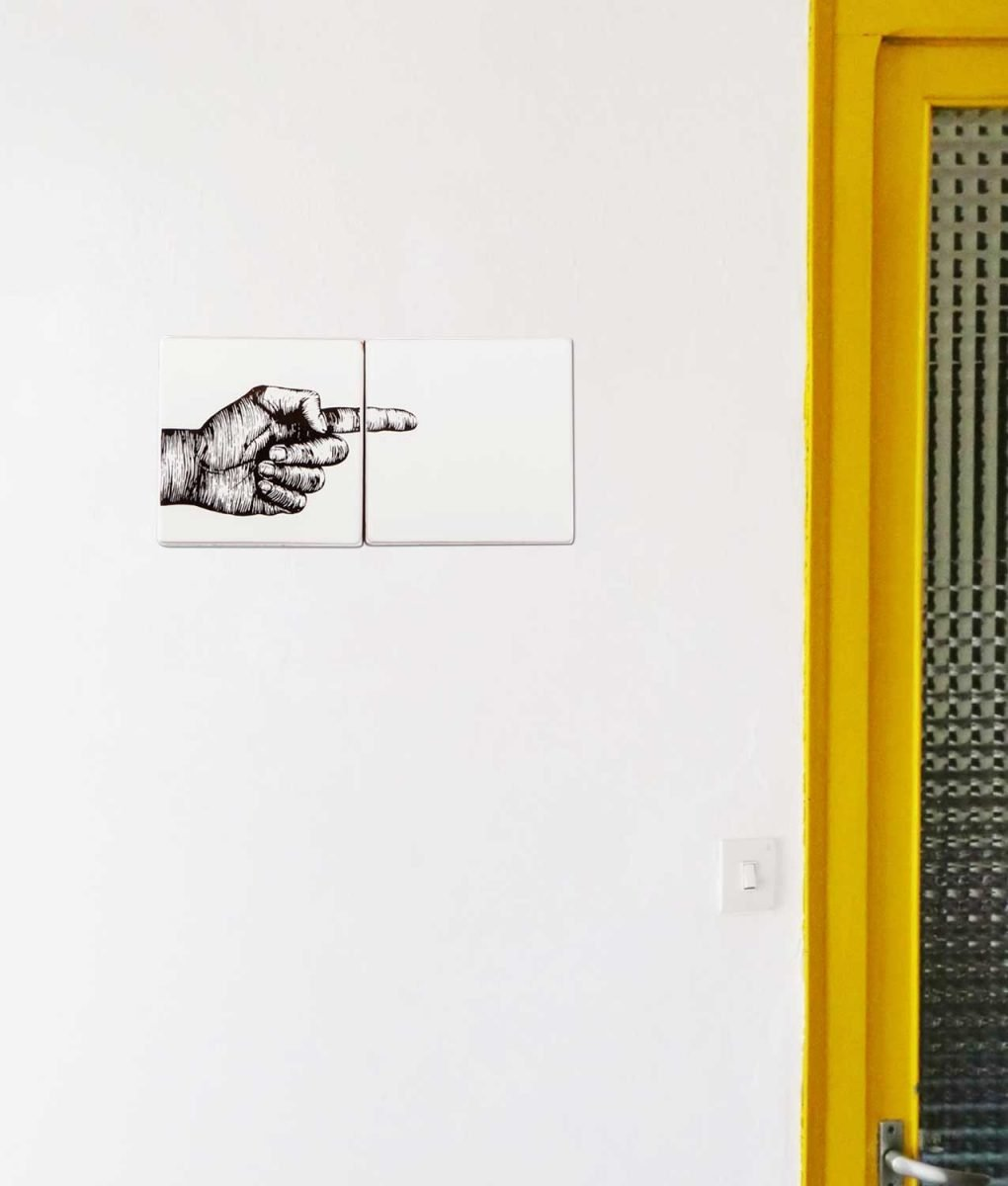 dedo derecha bussoga