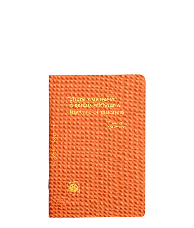 Libreta Philosophy