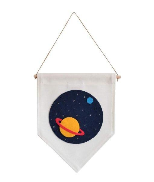 Banderola Saturno