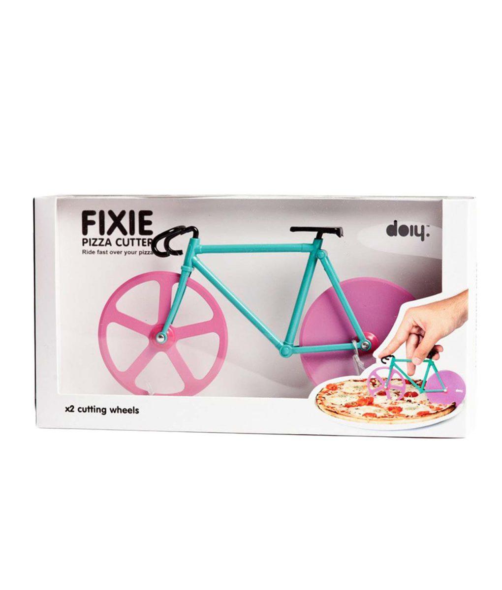 bici cortador pizza