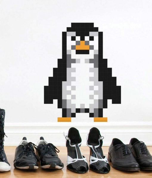 puzzle pingüino