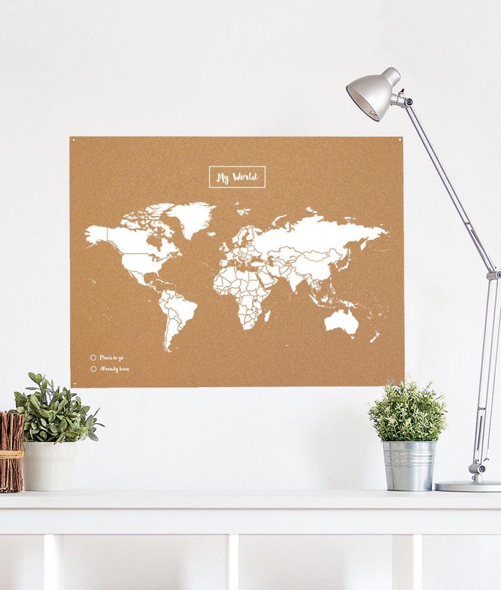 Mapa Corcho