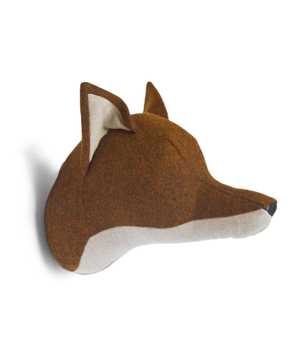 Soft Fox detail
