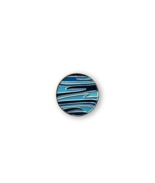 Planeta Azul Pin