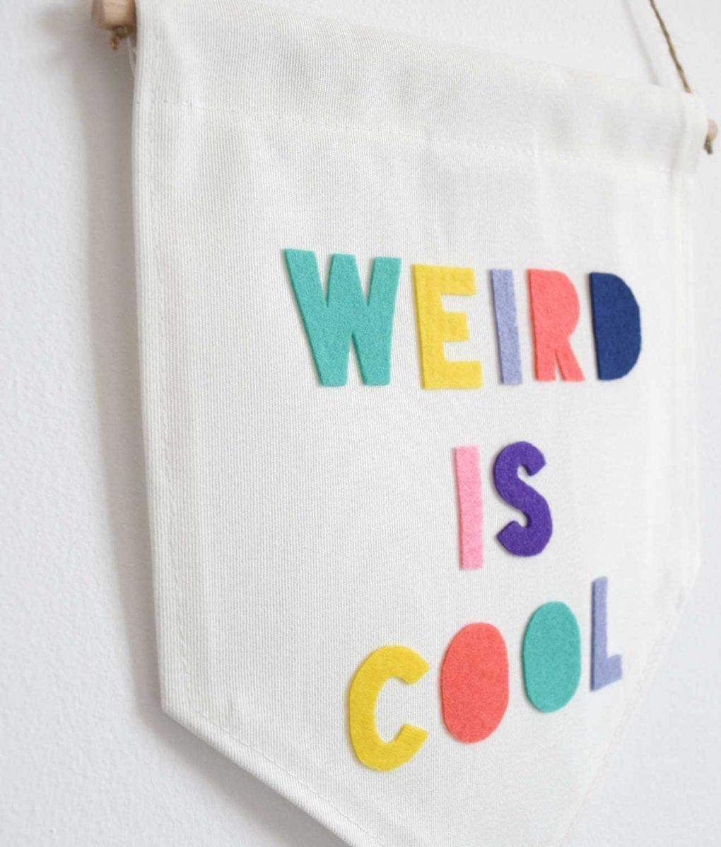 weird is cool