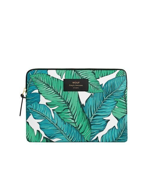 Tropical iPad Sleeve wouf