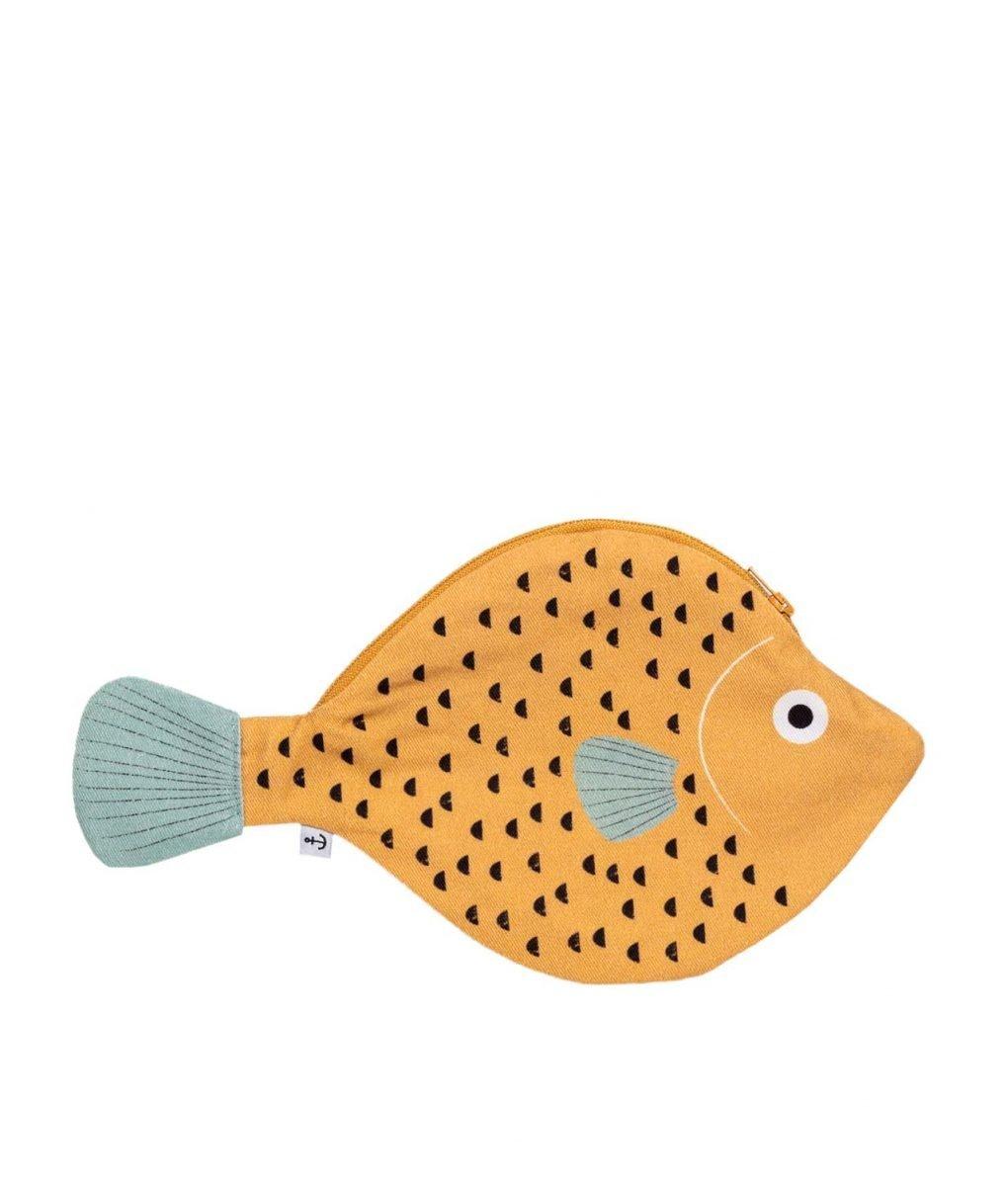 Estuche Pescado Amarillo