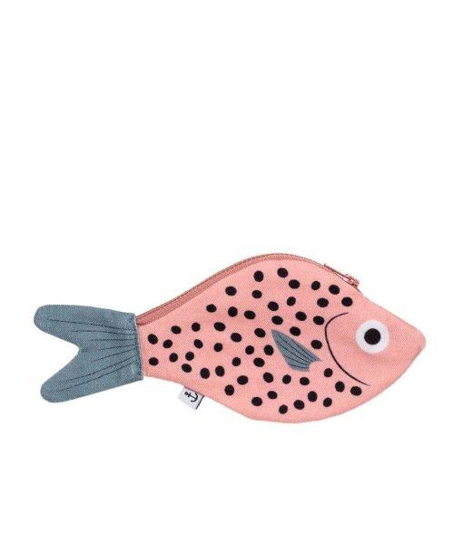 Monedero Pescado