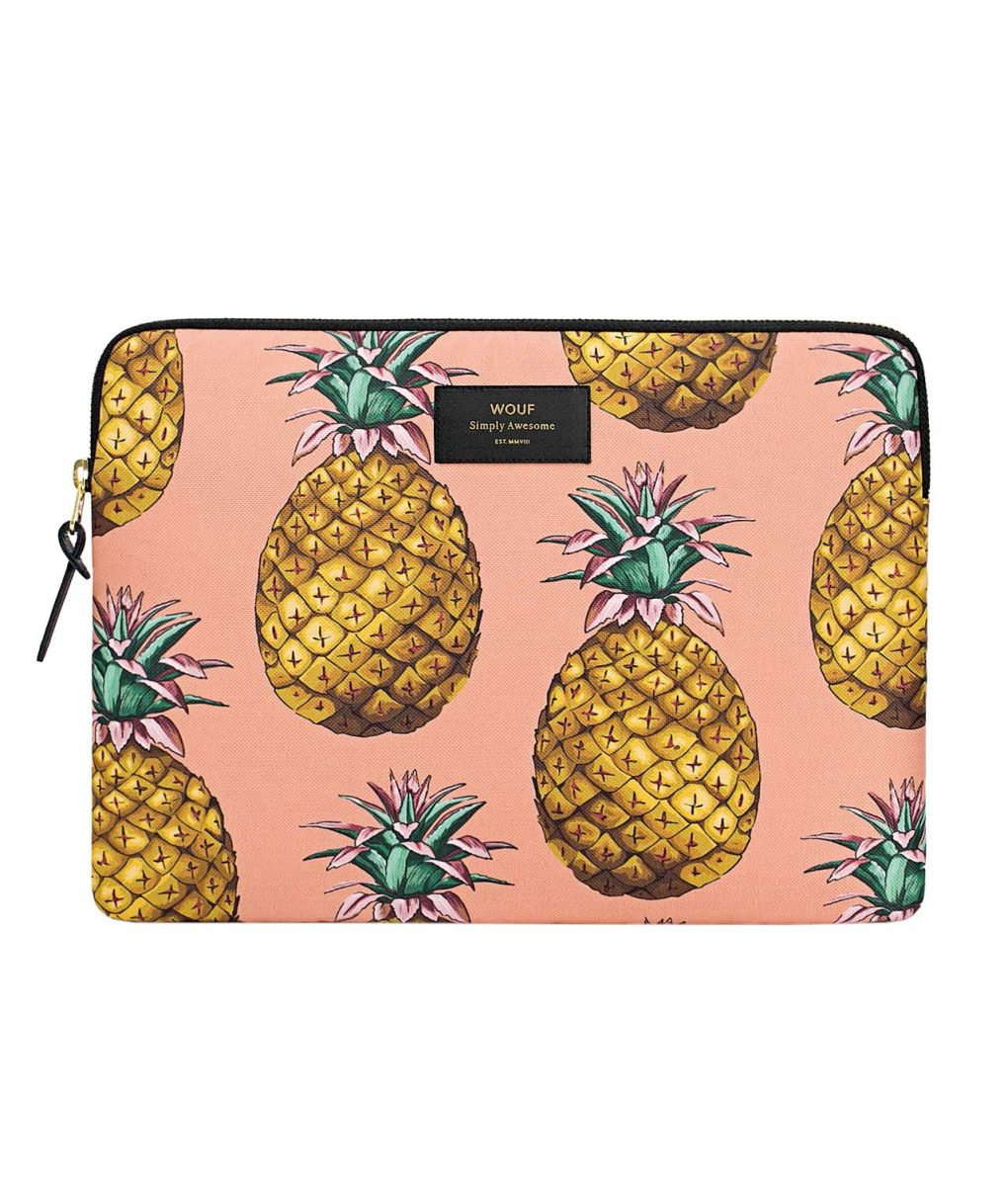 Funda portatil Piña macbook