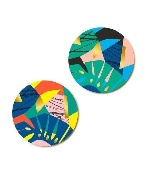 capri coasters