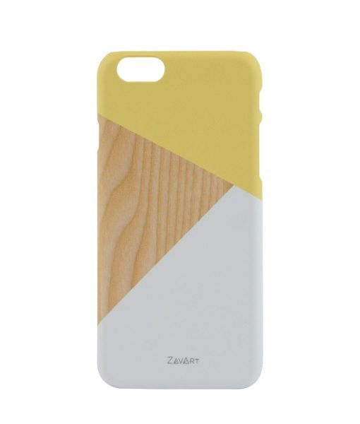 funda amarilla iphone