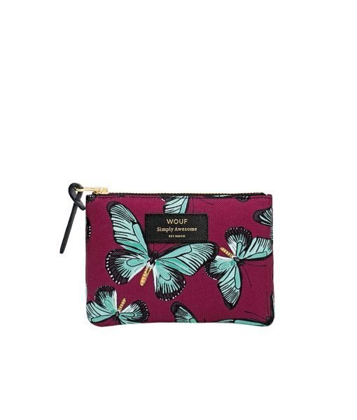 Monedero Mariposas
