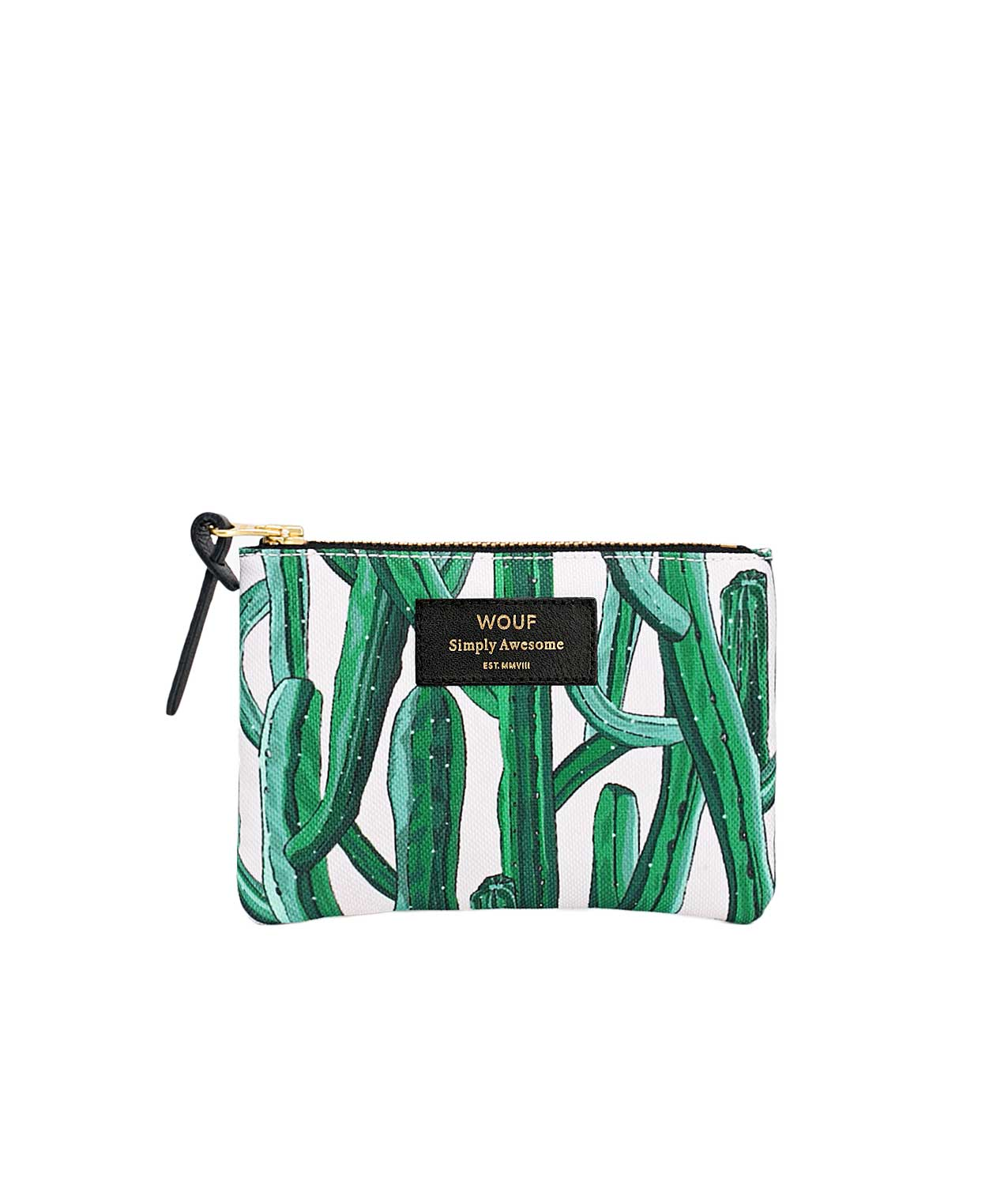 Wild Cactus Small Pouch | OMG BCN | The Home Of Barcelona Designers