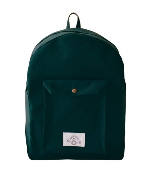 OCTAEVO GREEN BACKPACK