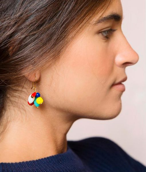 colors earrings
