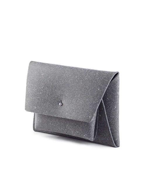 Leather bag belt