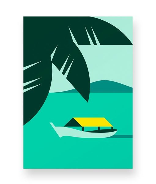 TROPIC ILLUSTRATION