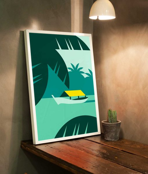 tropic ilustracion