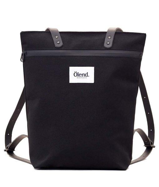 black backpack olend