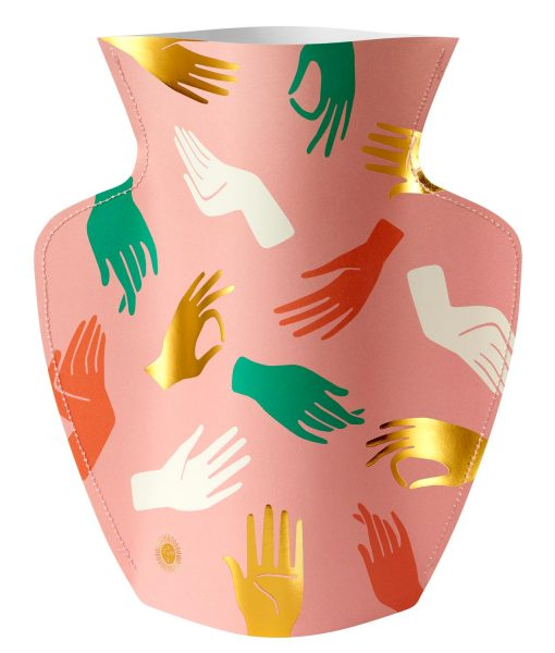 HANDS VASE