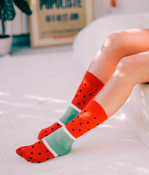 calcetines helado SANDIA