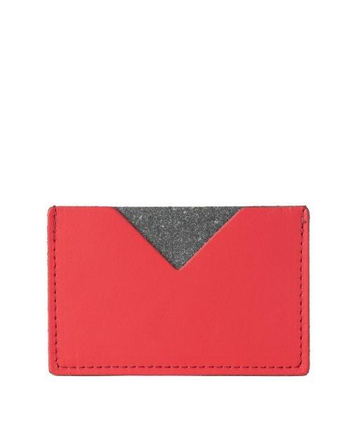 RED card holder