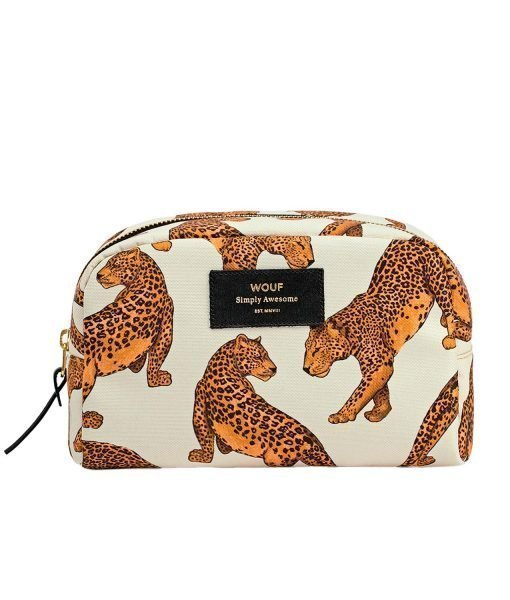 Neceser leopard