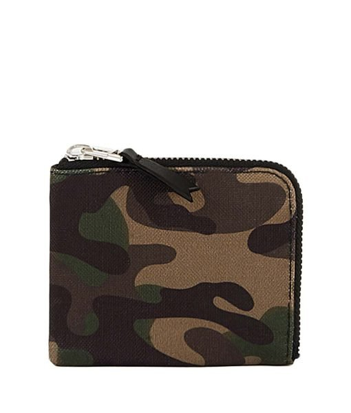 CAMOUFLAGE WALLET wouf