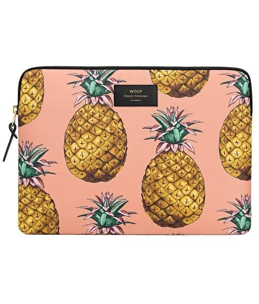 Funda Piña macbook wouf