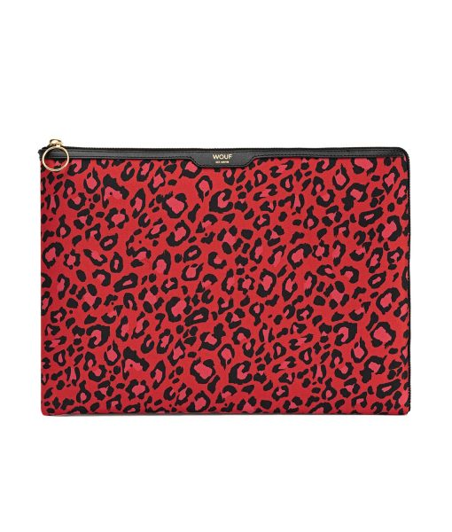 FUNDA MAC LEOPARDO