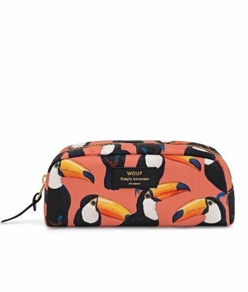 TOUCAN BEAUTY BAG
