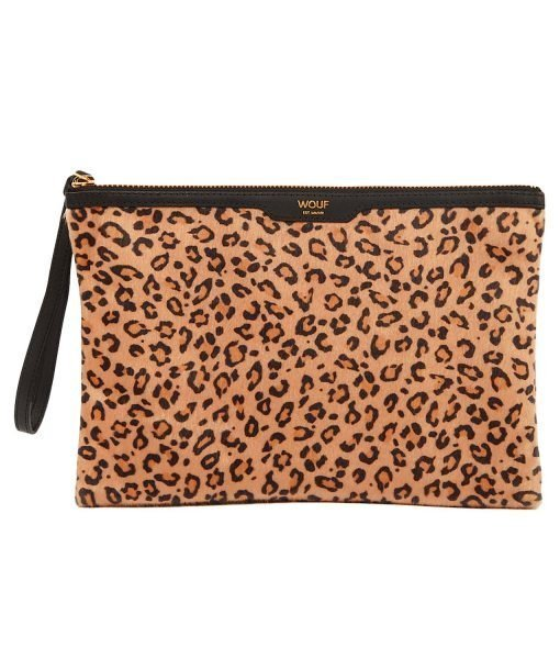 Safari Night Clutch