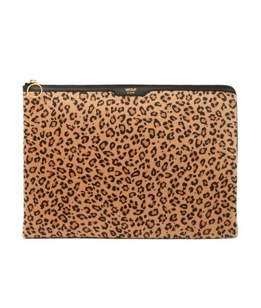 funda portatil animal print