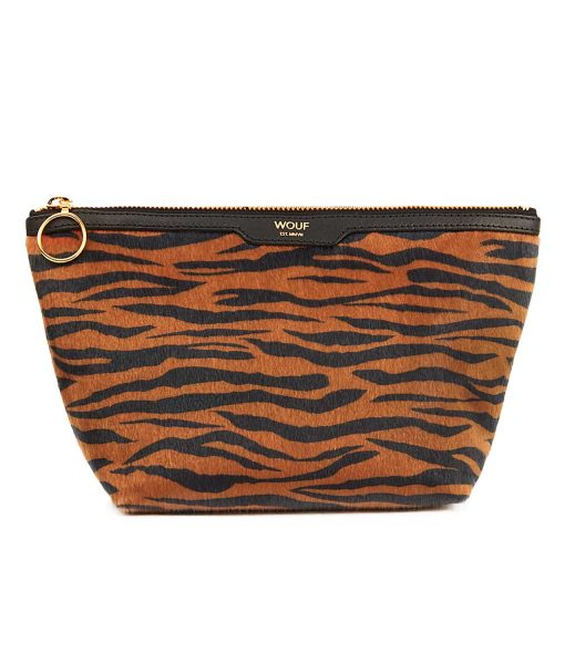TIGER MAKEUP BAG