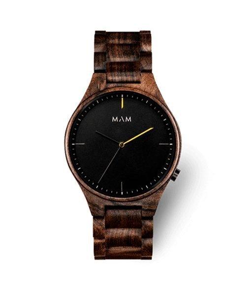 wood watch mam volcano 611