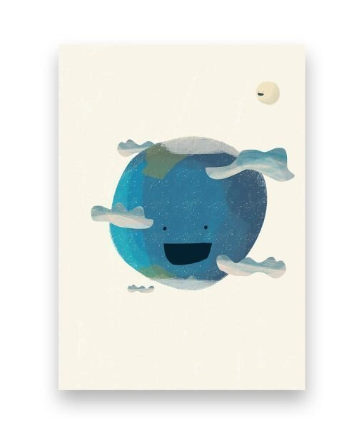 EARTH PLANET illustration